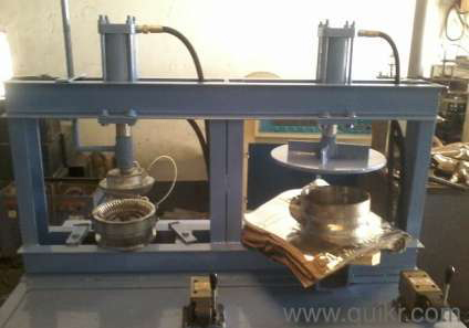 Hydraulic Paper Plates Making Machines & Paper Plate Making Machine   Fully Automatic   Semi Automatic ...
